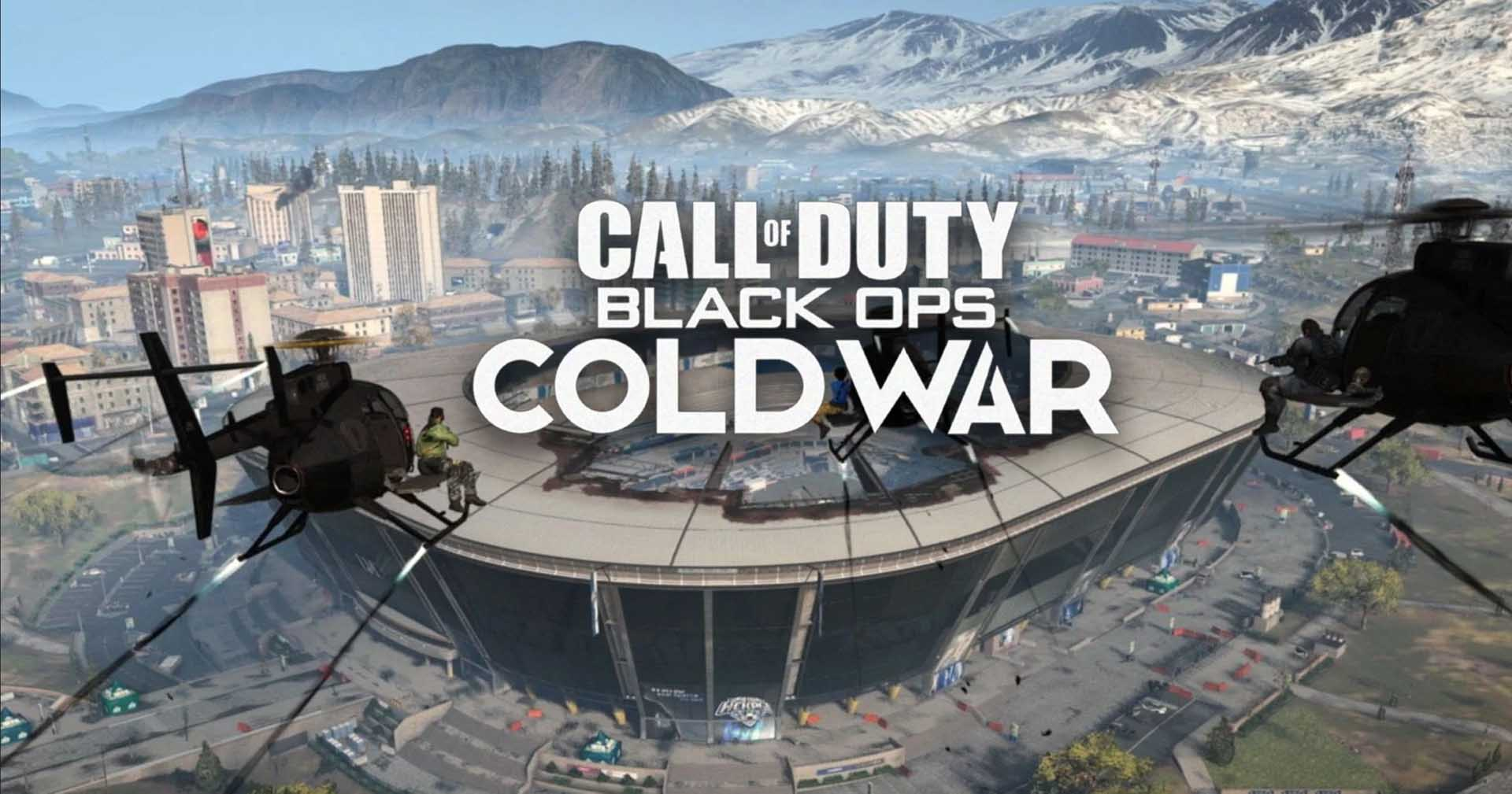 call of duty cod cold war warzone