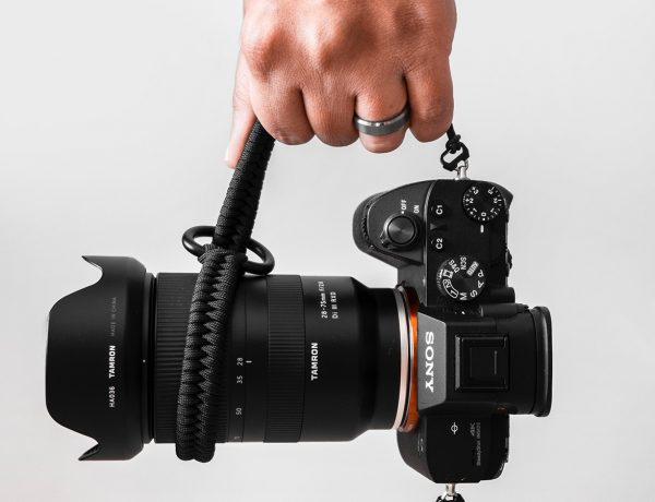 Mirrorless vs. DSLR cameras - Sony camera image-1