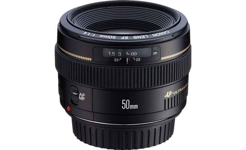 Canon EF 50mm f/1.4 USM Image-1