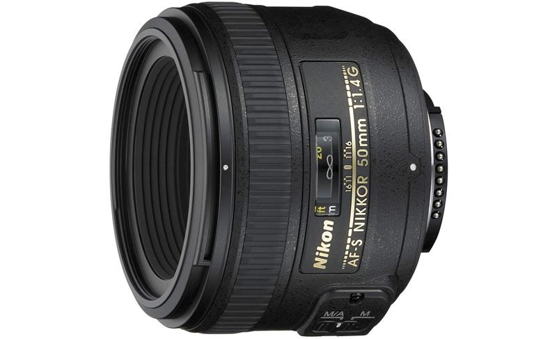 Nikon 50mm f/1.4G AF-S Nikkor Image-1