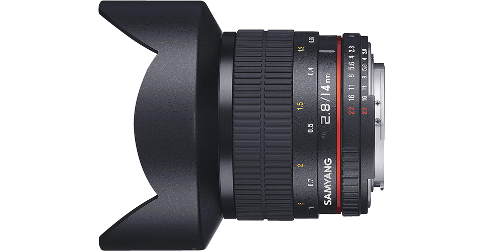 Samyang 14mm f/2.8 IF ED UMC Image-1