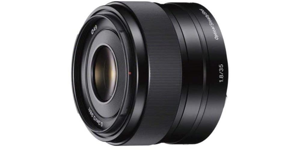 Best prime lenses under £500 Sony E 35mm f/1.8 OSS