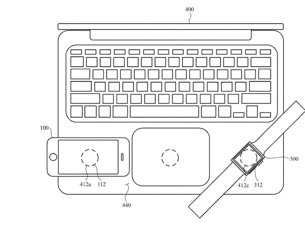 The Patent for Apple's Wireless Charging
