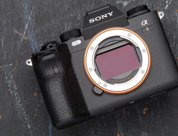 Sony A1 camera