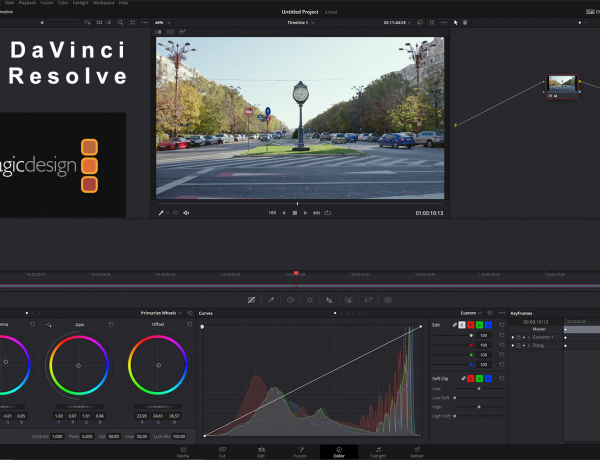 Davinci Resolve File Formats