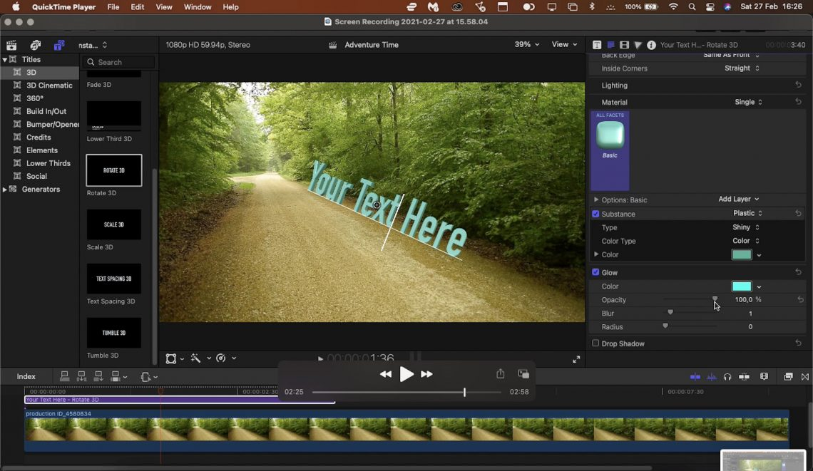 how-to-edit-text-in-final-cut-pro