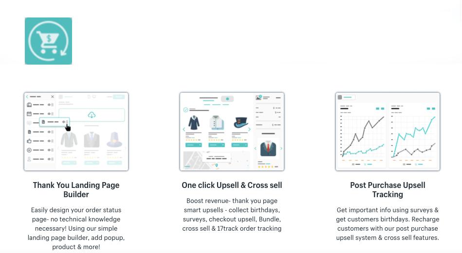 Best Shopify Apps - ReConvert App