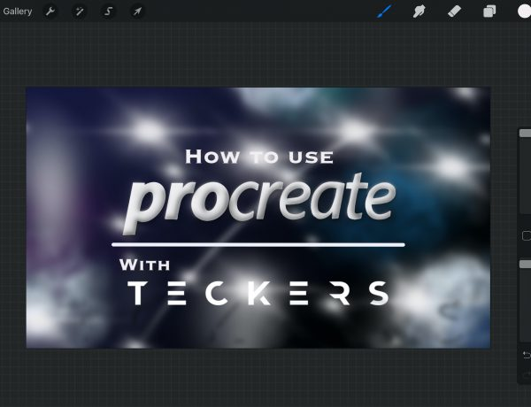 what is procreate and how to use it