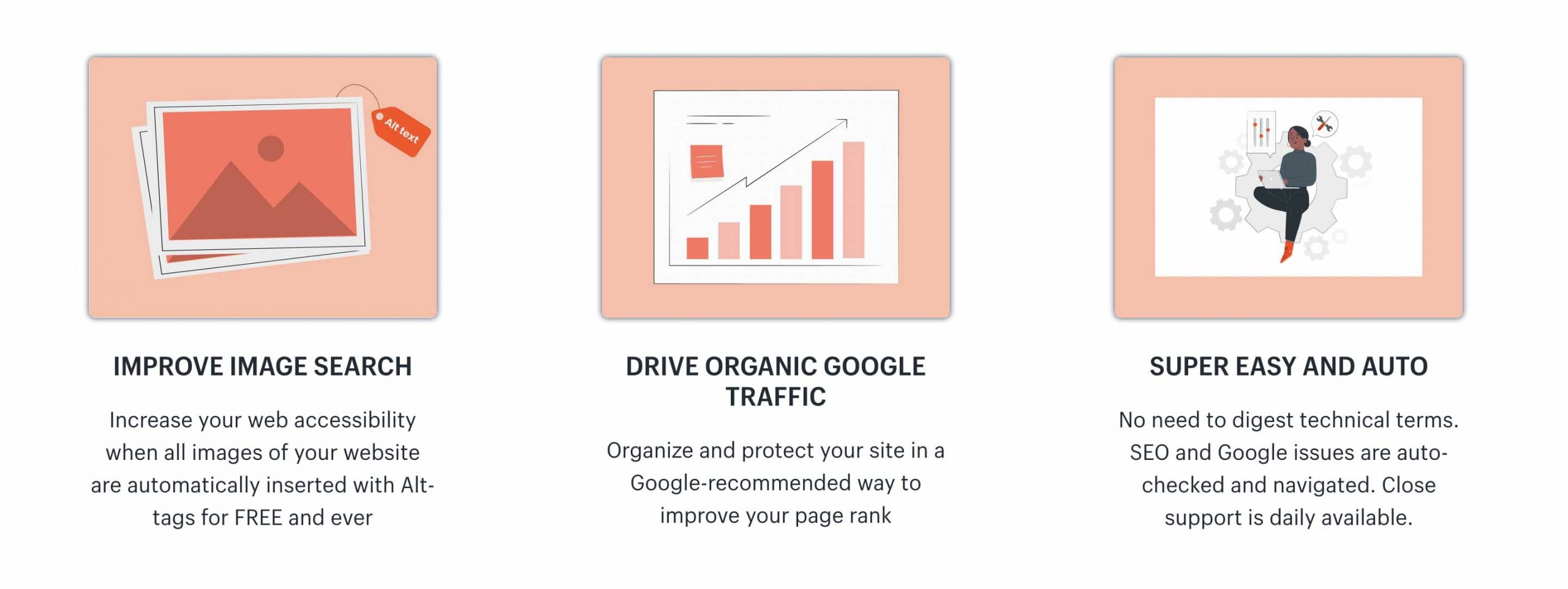 seo booster features