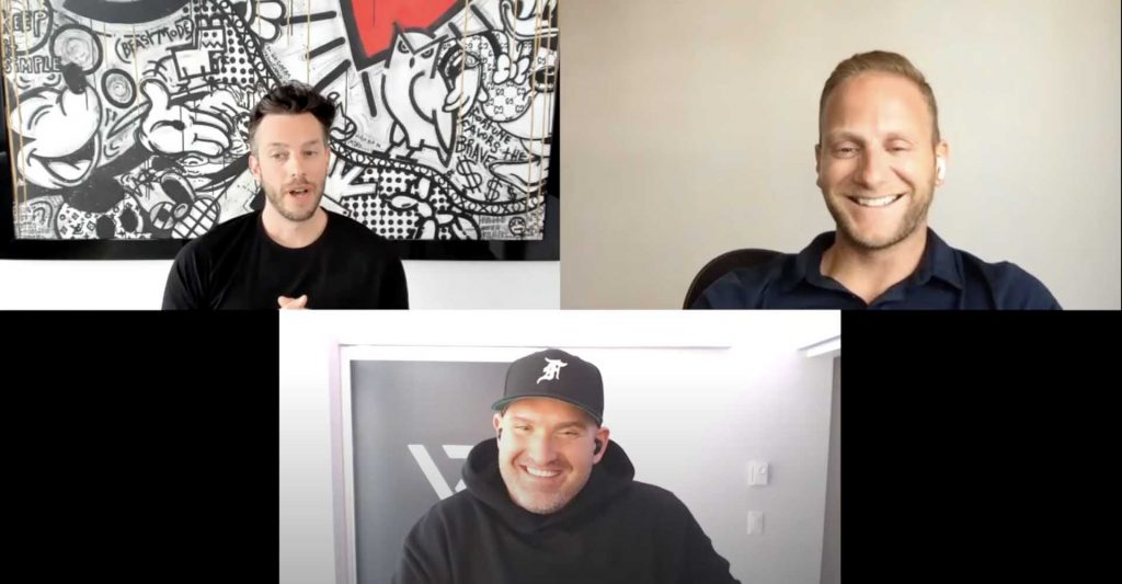 the guys on the podcast