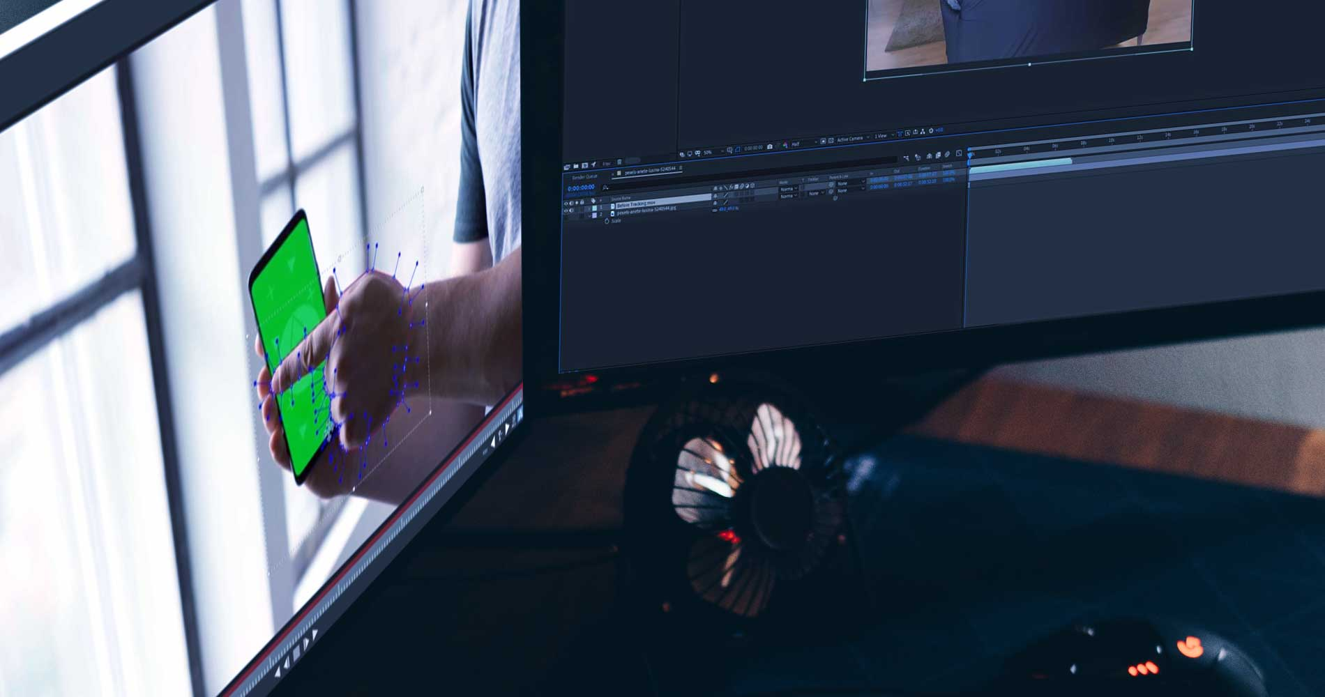 Motion Tracking in After Effects