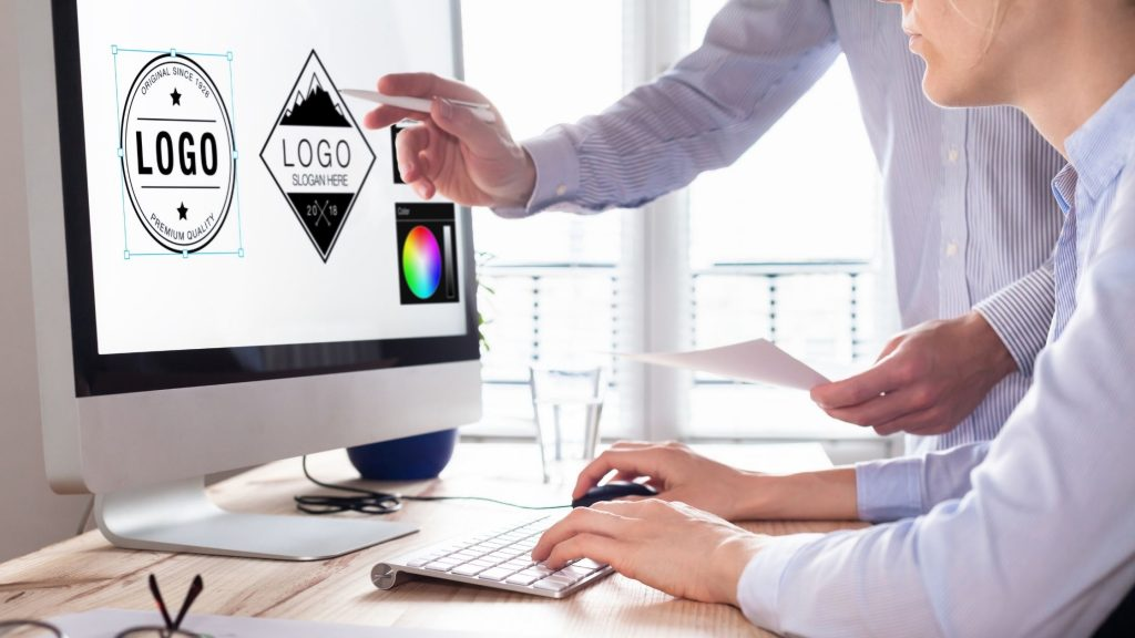 choosing your business and logo name