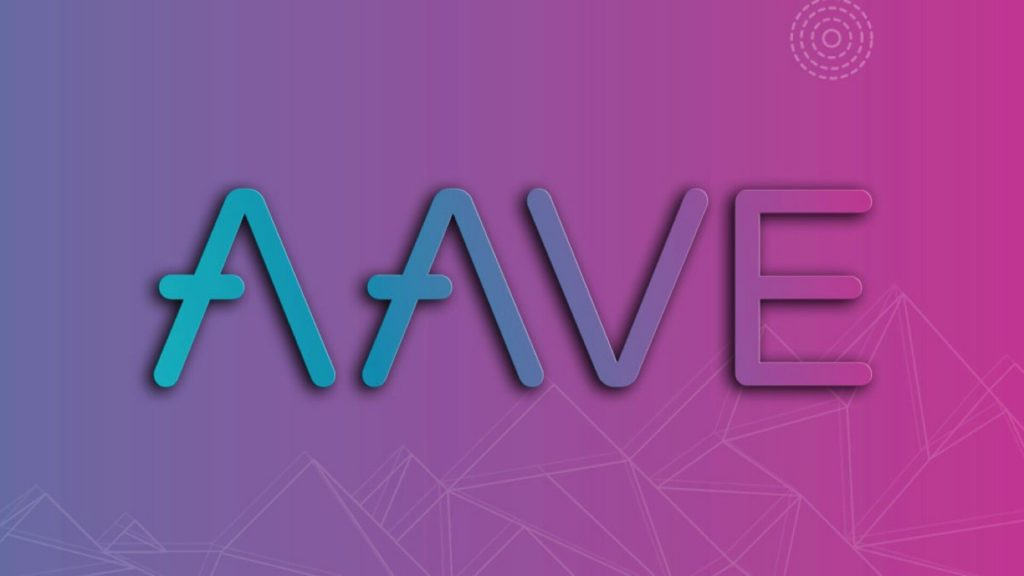 AAVE cryptocurrency alt coin crypto company