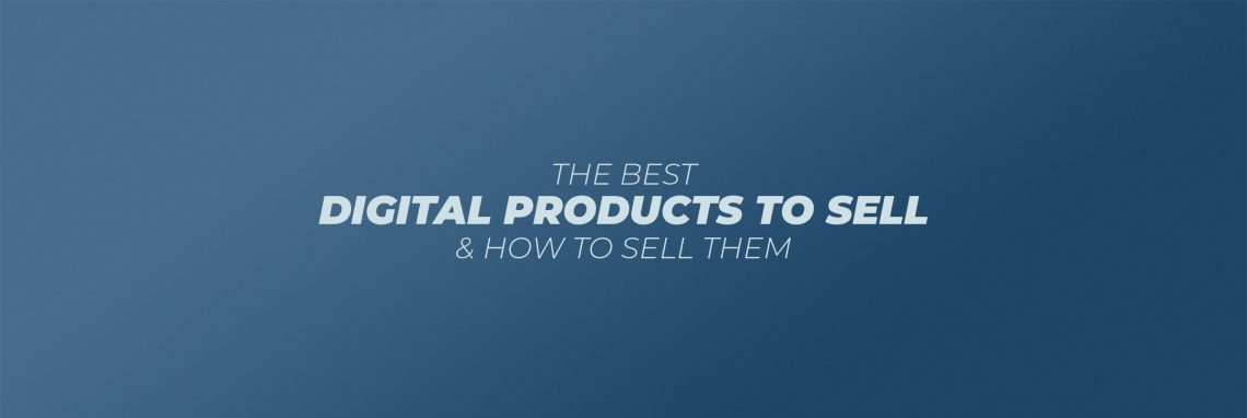 digital products to sell