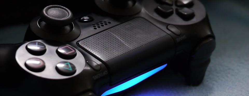 playstation control