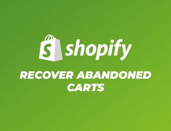 recover abandon carts shopify
