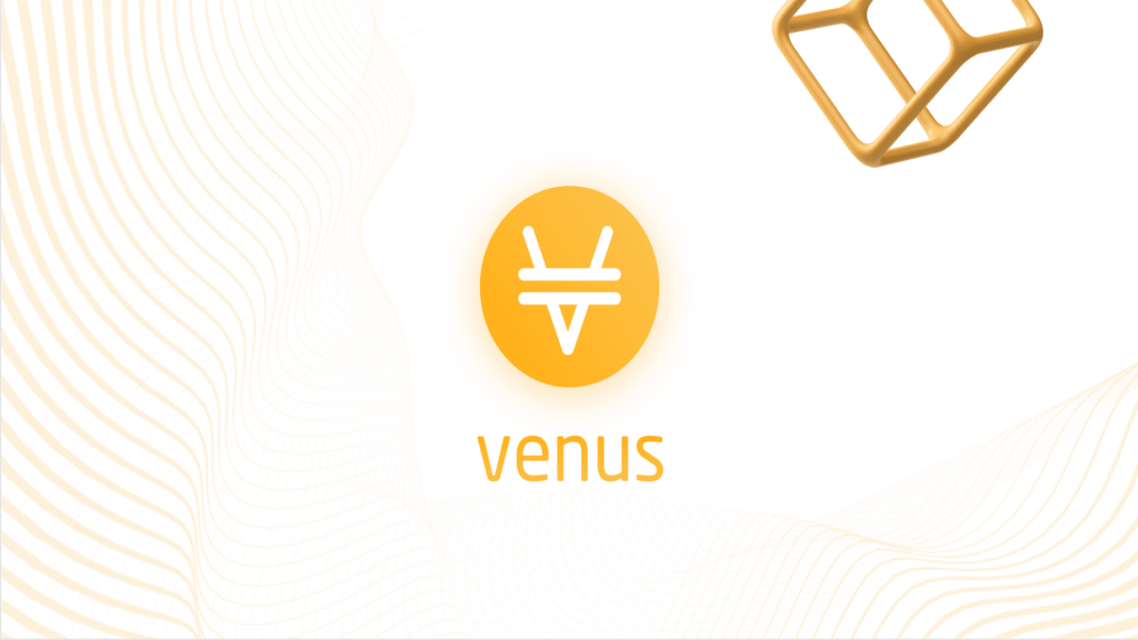 Venus protocol Cryptocurrency crypto company investment invest yiled