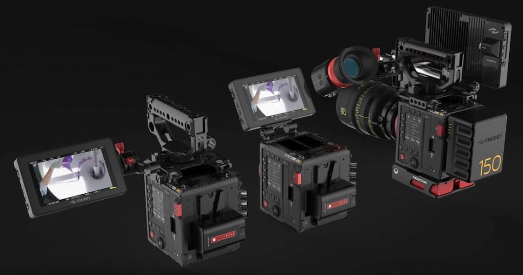 Edge 8K Camera — The Striking Features