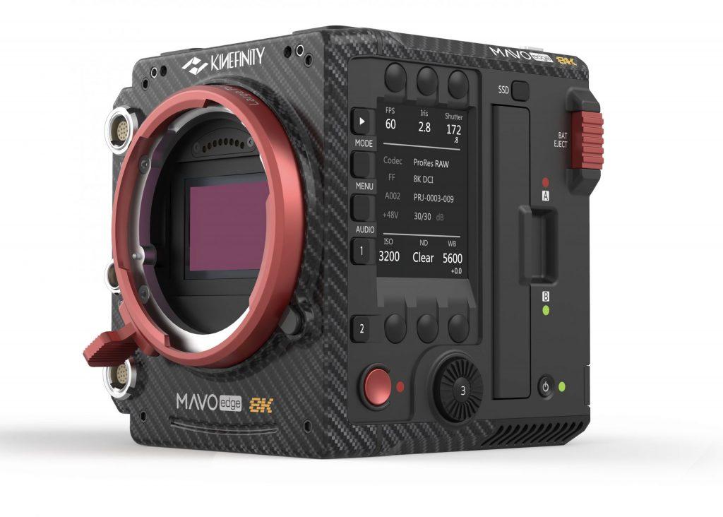 MAVO Edge 8K Camera