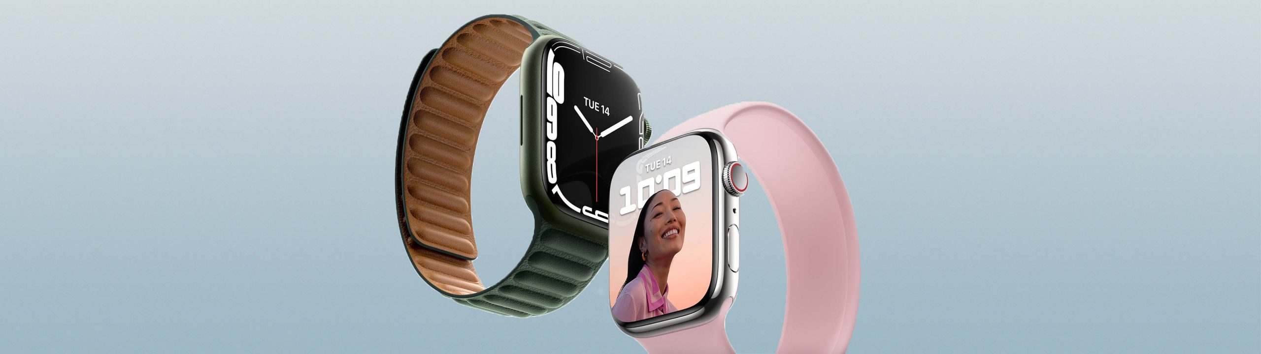 apple watches on blue background tips